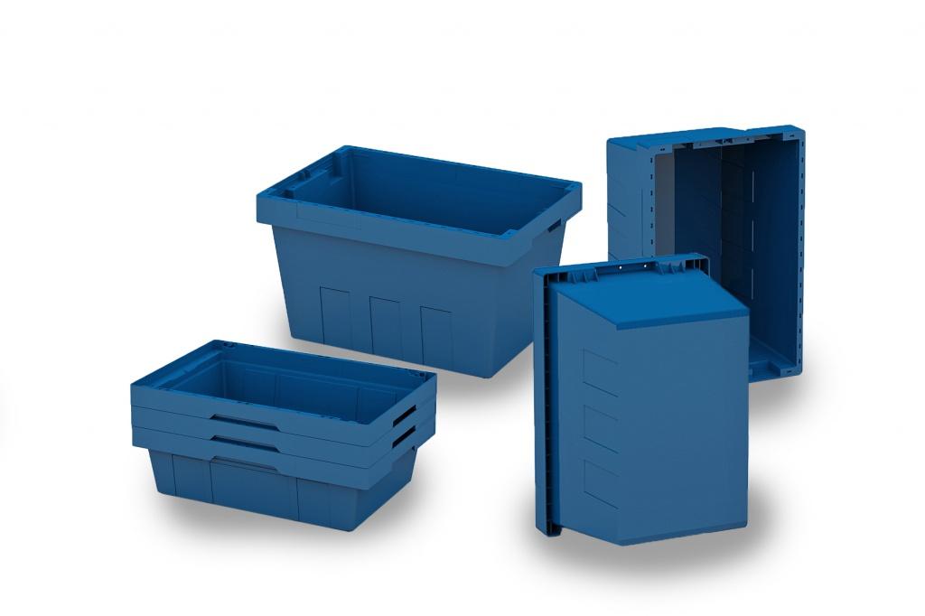 вкладываемые контейнеры instore, KV
